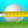Golf Shot Distance Icon