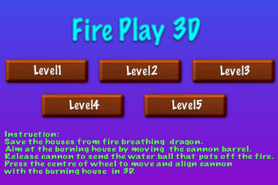 Screenshot Fire Play 3D